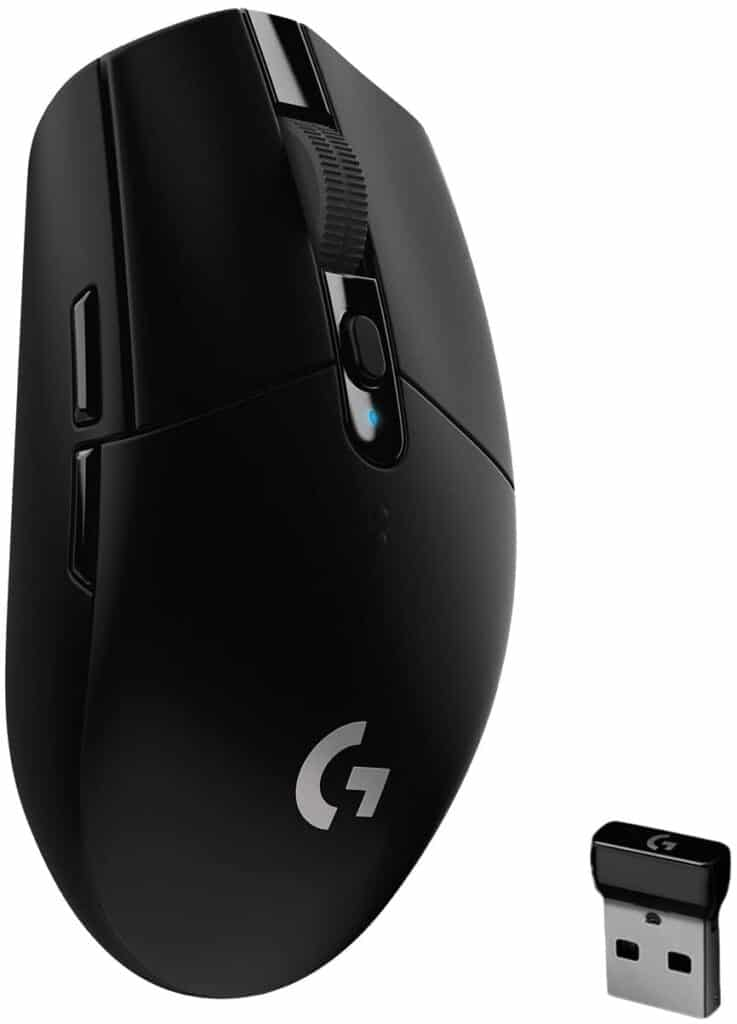 Lightspeed Wireless Gaming Mouse