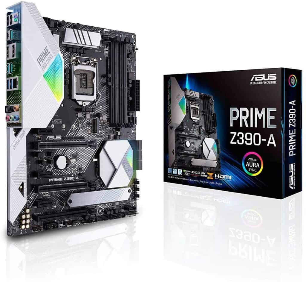 BEST PERFORMANCE WHITE MOTHERBOARD